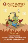 Board Game: Machi Koro: Fabrique de jouets du Père Noël