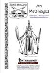 RPG Item: Ars Metamagica