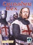 Board Game: Crusader Rex: Saladin, Richard the Lionheart and the Third Crusades 1187-1192AD