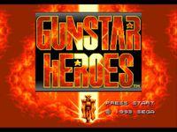 Video Game: Gunstar Heroes