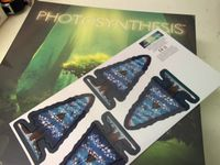 Board Game Accessory: Photosynthesis: Blue Christmas Tree