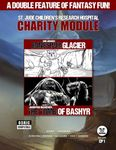 RPG Item: Charity Module: Bonespur Glacier and The Tomb of Bashyr