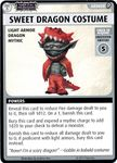 """Board Game: Pathfinder Adventure Card Game: Wrath of the Righteous – """"Sweet Dragon Costume"""" Promo Card"""