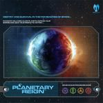 Board Game: Planetary Reign