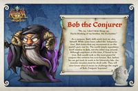 Board Game: Arcadia Quest: Bob the Conjurer