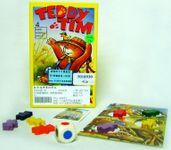 Board Game: Teddy Tim