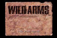 Video Game: Wild Arms