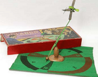 Board Game: Volando Flying Roulette