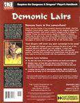 RPG Item: Demonic Lairs