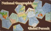 Board Game: Global Pursuit