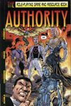RPG Item: The Authority Role-Playing Game and Sourcebook