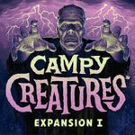 Board Game: Campy Creatures: Expansion I