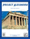 RPG Item: Project Alexandria