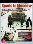 Board Game: Roads to Moscow: Battles of Mozhaysk and Mtsensk, 1941