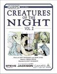 RPG Item: Creatures of the Night, Vol. 2