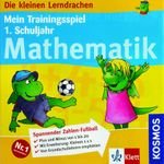 Board Game: Die kleinen Lerndrachen: Mein Trainingsspiel 1. Schuljahr Mathematik