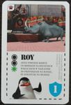 Board Game: Pingwiny z Madagaskaru: Roy