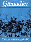 Board Game: Grenadier: Tactical Warfare 1680-1850
