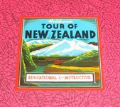 Board Game: Tour of New Zealand