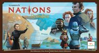 Board Game: Nations: Dynasties