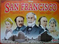 Board Game: San Francisco
