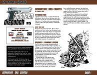 Issue: Modern Dispatch (Issue 15 - 2004)