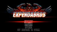 Video Game: The Expendabros
