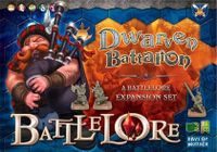 Board Game: BattleLore: Dwarven Battalion Specialist Pack