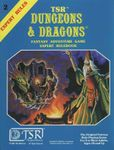 RPG Item: Dungeons & Dragons Expert Rulebook