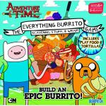 Board Game: Adventure Time Everything Burrito Game