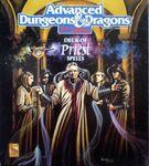 RPG Item: Deck of Priest Spells