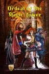 Board Game: Ordeal of the Magic Tower: An Adventure for Four Against Darkness