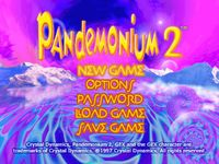 Video Game: Pandemonium 2