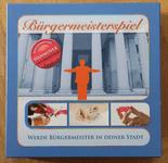 Board Game: Bürgermeisterspiel:  Werde Bürgermeister in Hannover