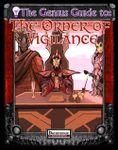 RPG Item: The Genius Guide to: The Order of Vigilance