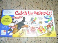 Board Game: Catch the Animals