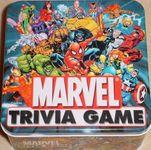 Board Game: Marvel Trivia Game