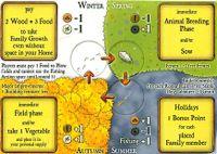 Board Game: Agricola: Through the Seasons