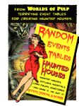 RPG Item: Random Events Tables: Haunted Houses