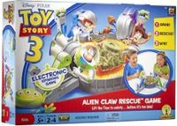 Board Game: Toy Story 3 Alien Claw Rescue