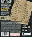 Video Game: Rock Band Track Pack Classic Rock