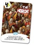 Board Game: King of Tokyo: The Horde Promo Card