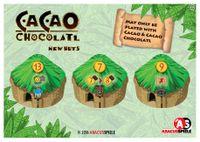 Board Game: Cacao: Chocolatl – New Huts