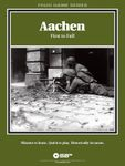 Board Game: Aachen: First to Fall