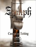 RPG Item: Zymph Campaign Setting Second Edition