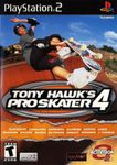 Video Game: Tony Hawk's Pro Skater 4