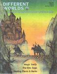 Issue: Different Worlds (Issue 21 - Jun 1982)