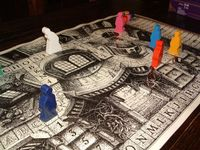 Board Game: White Lady