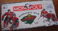 Board Game: Monopoly: Minnesota Wild