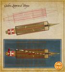 Board Game: The Inmost Sea: The Battle of Lepanto 1571